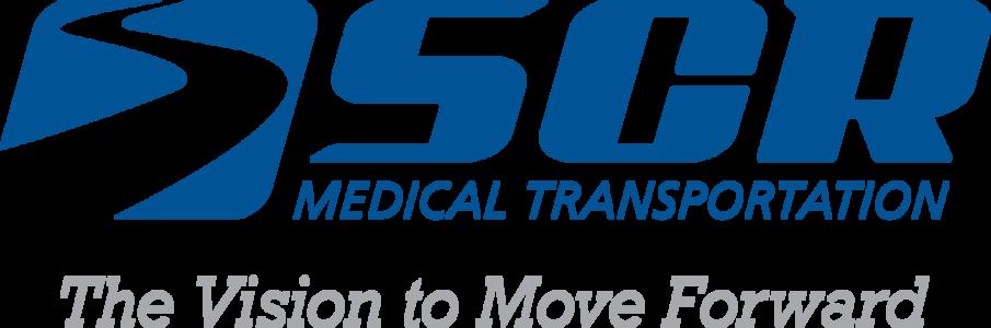 SCR Medical Transportation logo